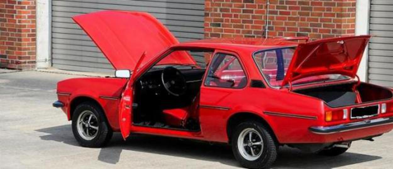 Opel Ascona 20 S. View Download Wallpaper. 625x270. Comments