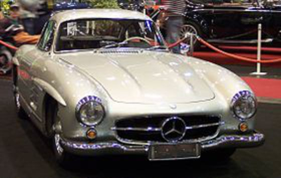 Mercedes-Benz SL-Class - Wikipedia, the free encyclopedia