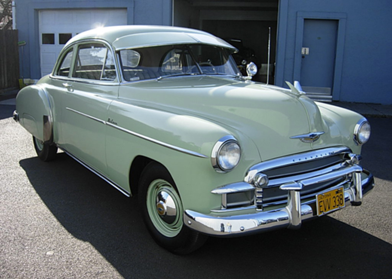 Topworldauto Photos Of Chevrolet Club Coupe Photo Galleries 1950 Plymouth Deluxe Wiring Diagram With 437 Original Actual Miles Alcom