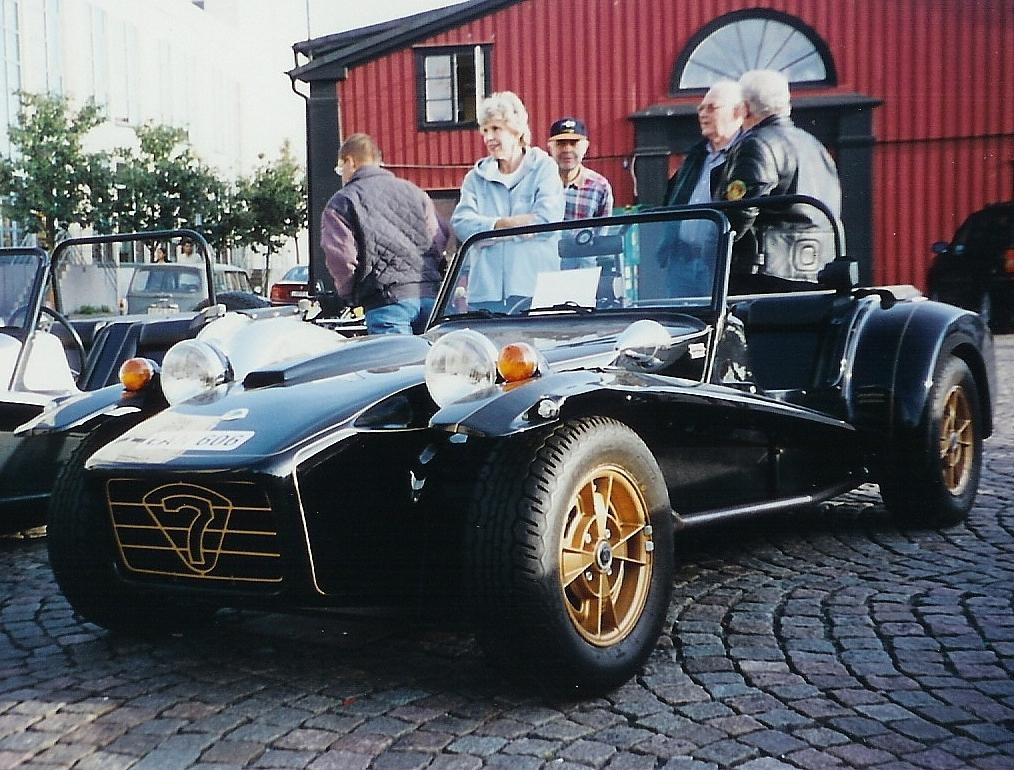 Lotus Super Seven SS – Sweden