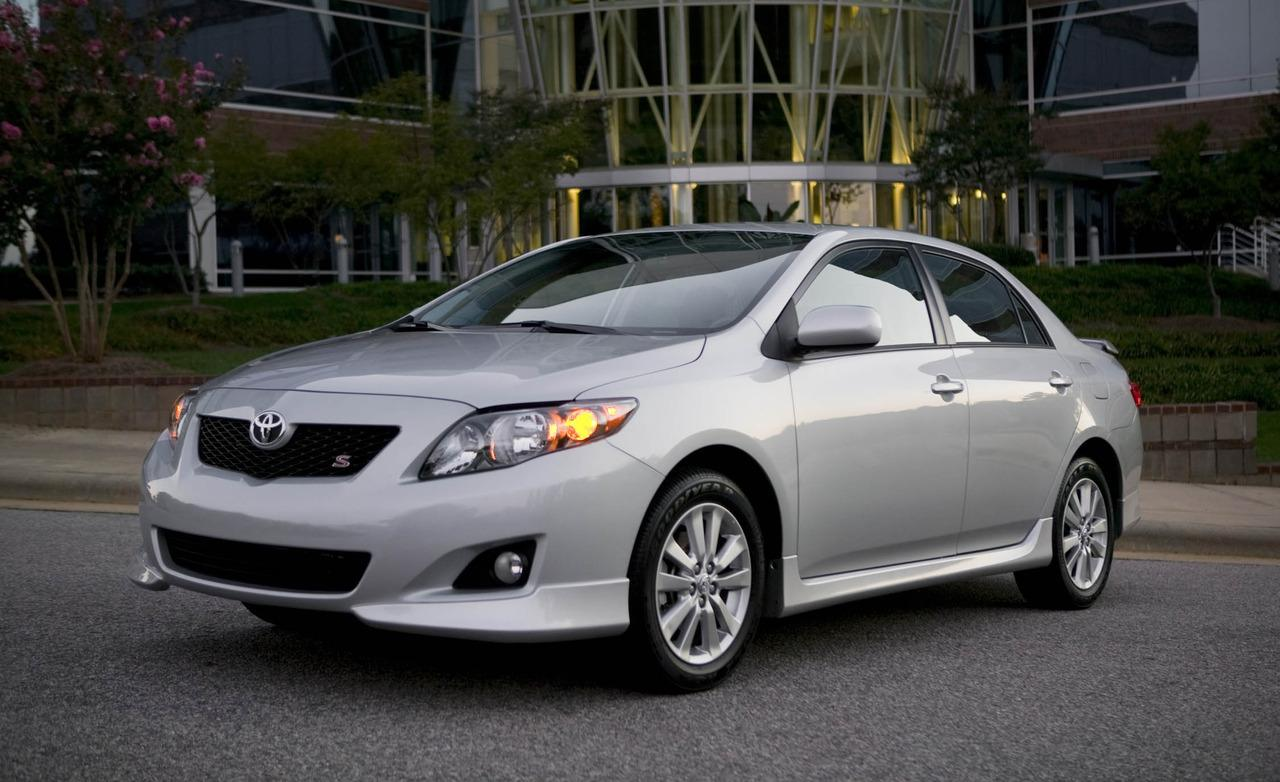 2009 Toyota Corolla S. WALLPAPER; PRINT; RETURN TO ARTICLE