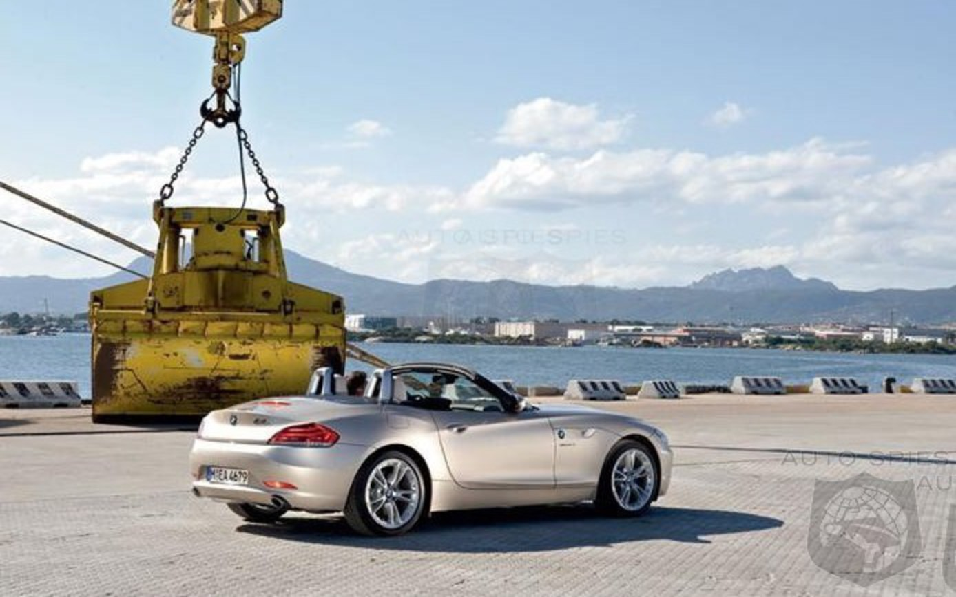 2010 BMW Z4 sDrive35i Roadster. Most Viewed Photos on AutoSpies.com RIGHT