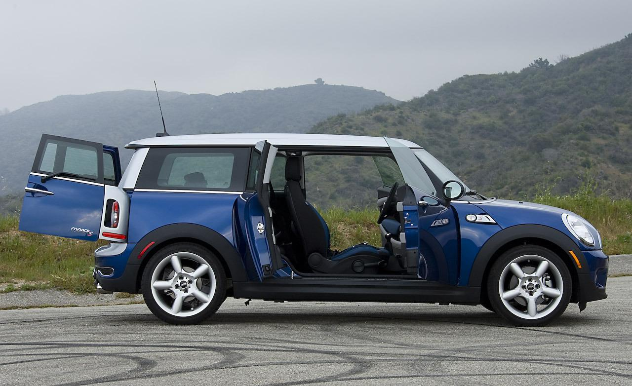 2009 Mini Cooper S Clubman photo