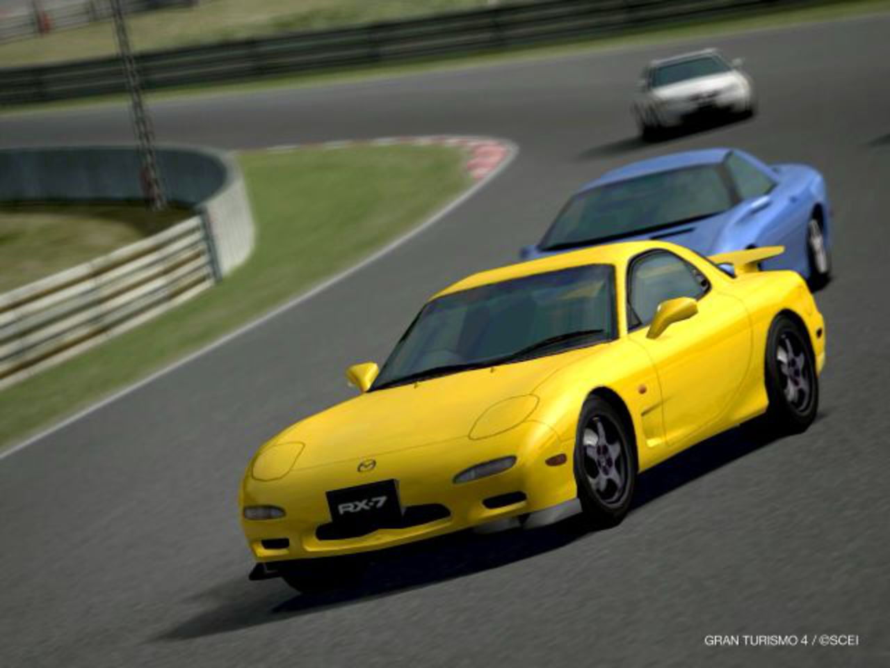 Mazda RX7 Type RS-R. View Download Wallpaper. 640x480. Comments