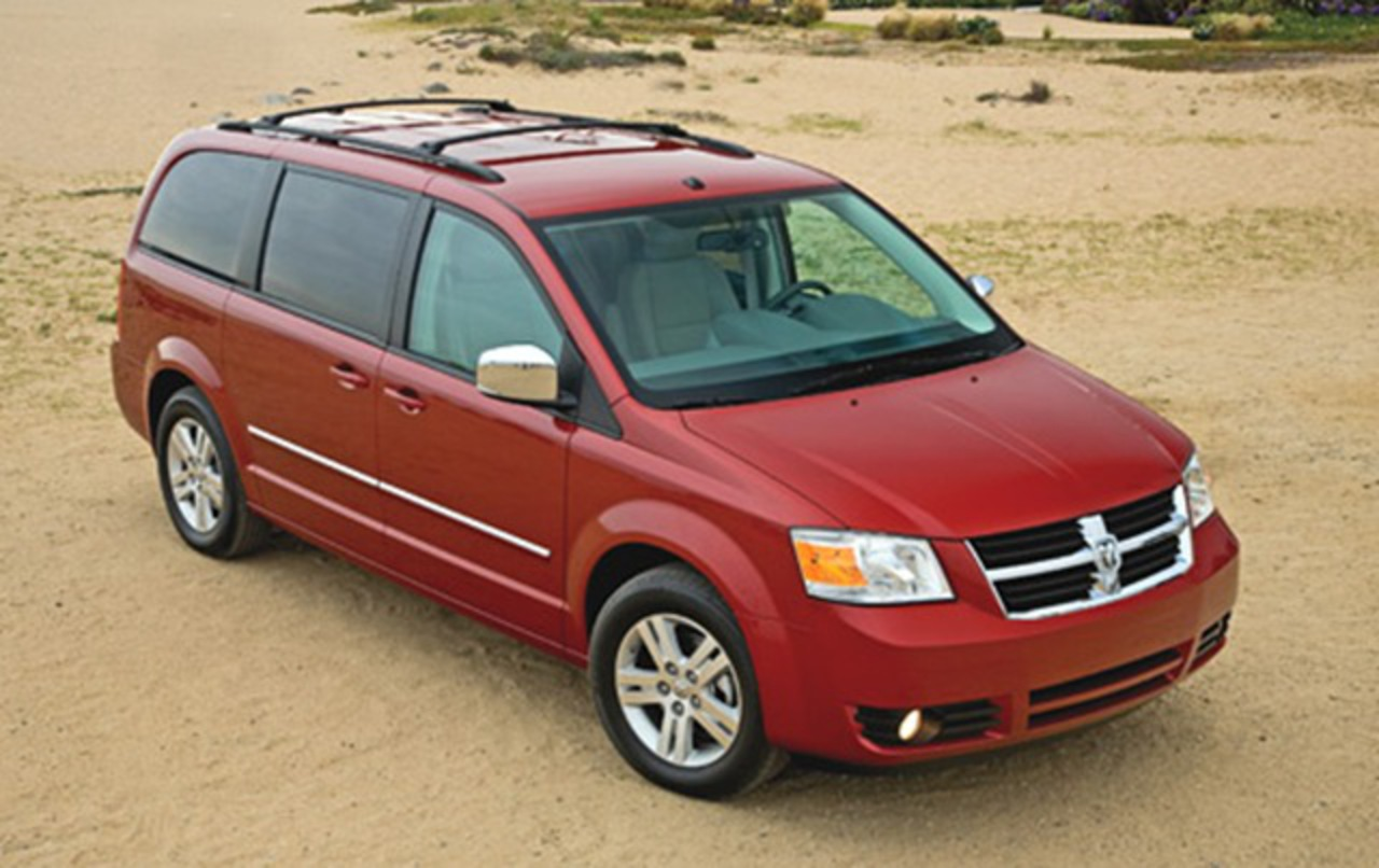 Base price for a 2008 Dodge Grand Caravan SE is just over $22,000,