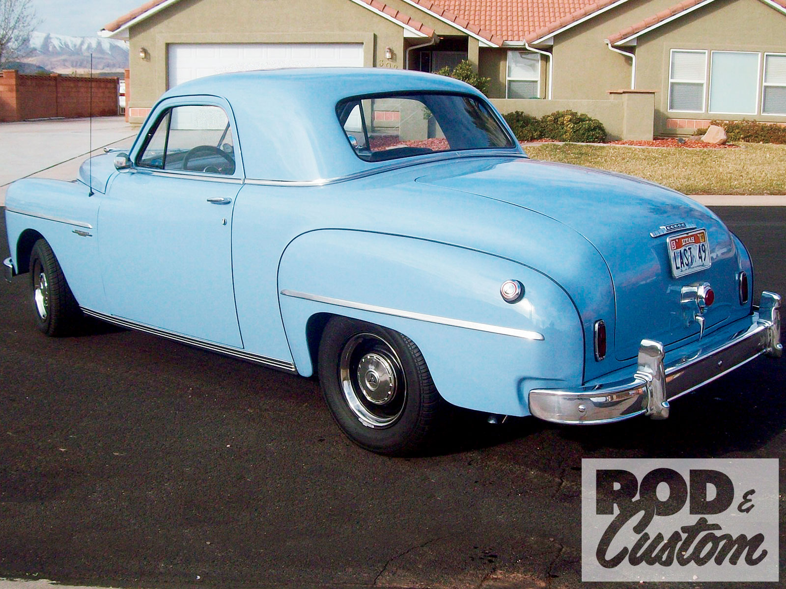 1949 Dodge Business Coupe