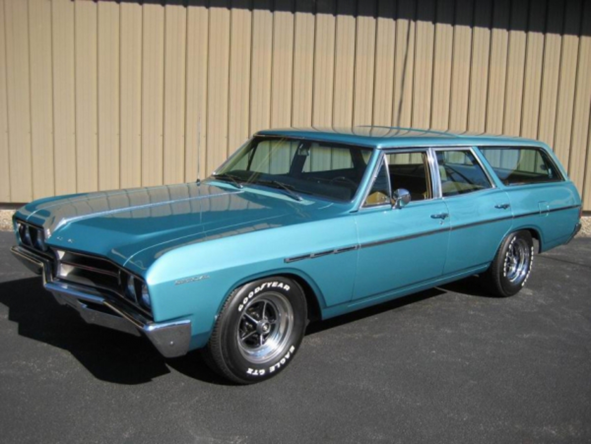 Station Wagon of the Day - 1967 BUICK SPECIAL WAGON