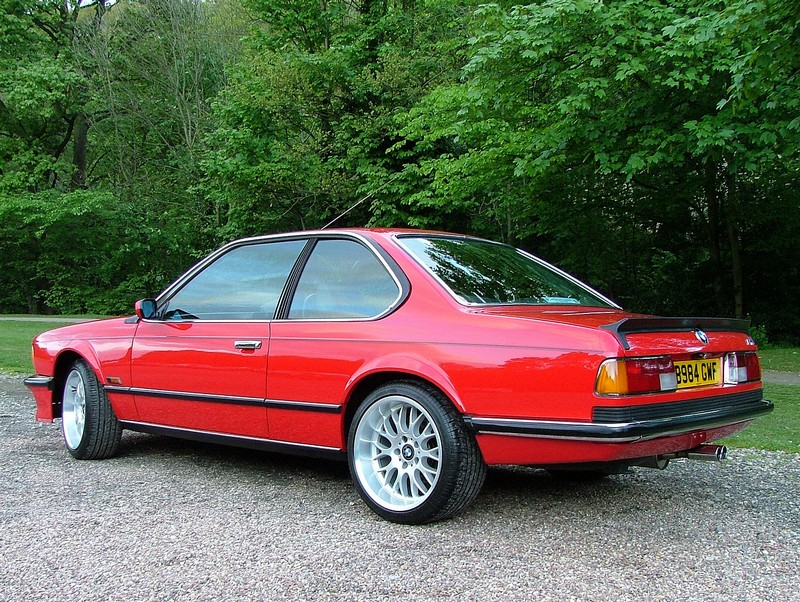 BMW M635 CSi - Car of The Month Entry