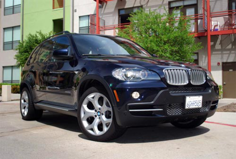 BMW X5 48i AT: photo #4