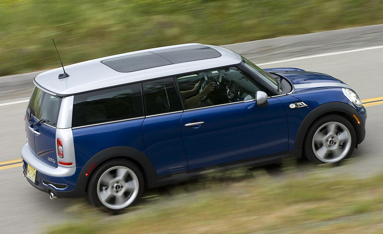 2008 Mini Cooper S Clubman - Photo Gallery of Road Test from Car ...