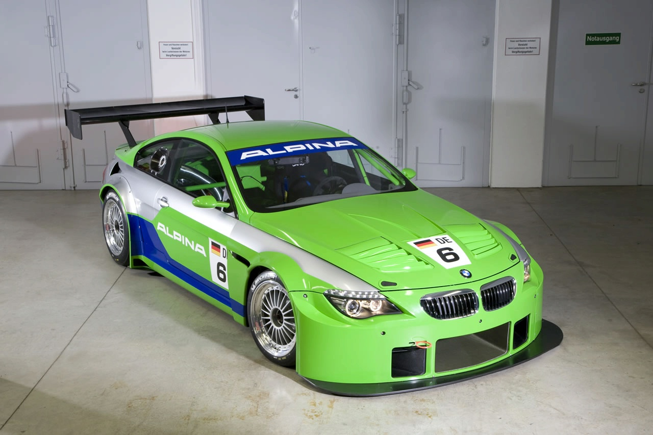 bmw-alpina-b6-gt3_1. Geneva Auto Show seems to be quite interesting this