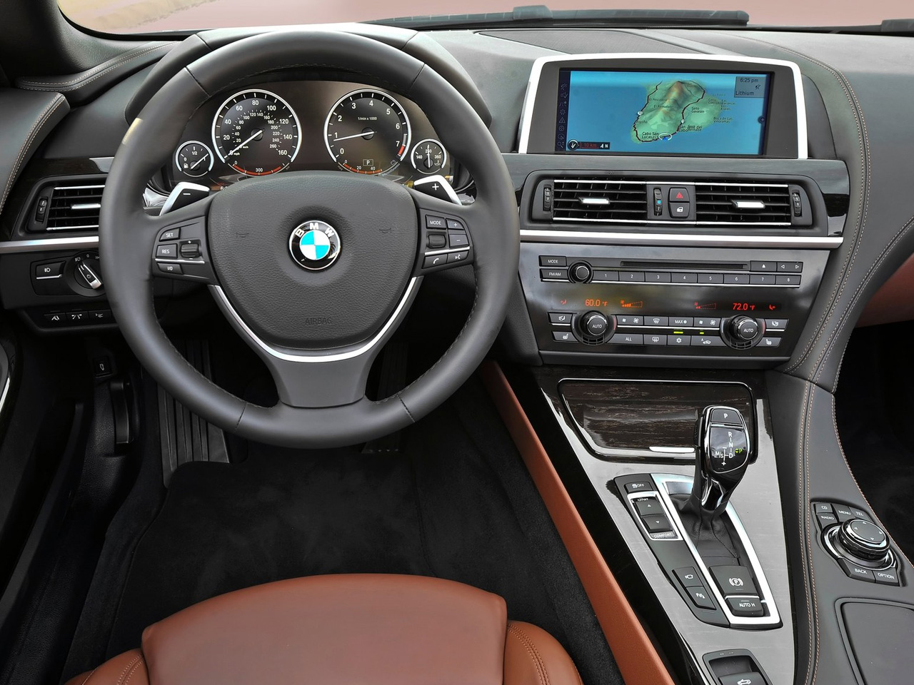 Return to article 2012 BMW 650i Convertible