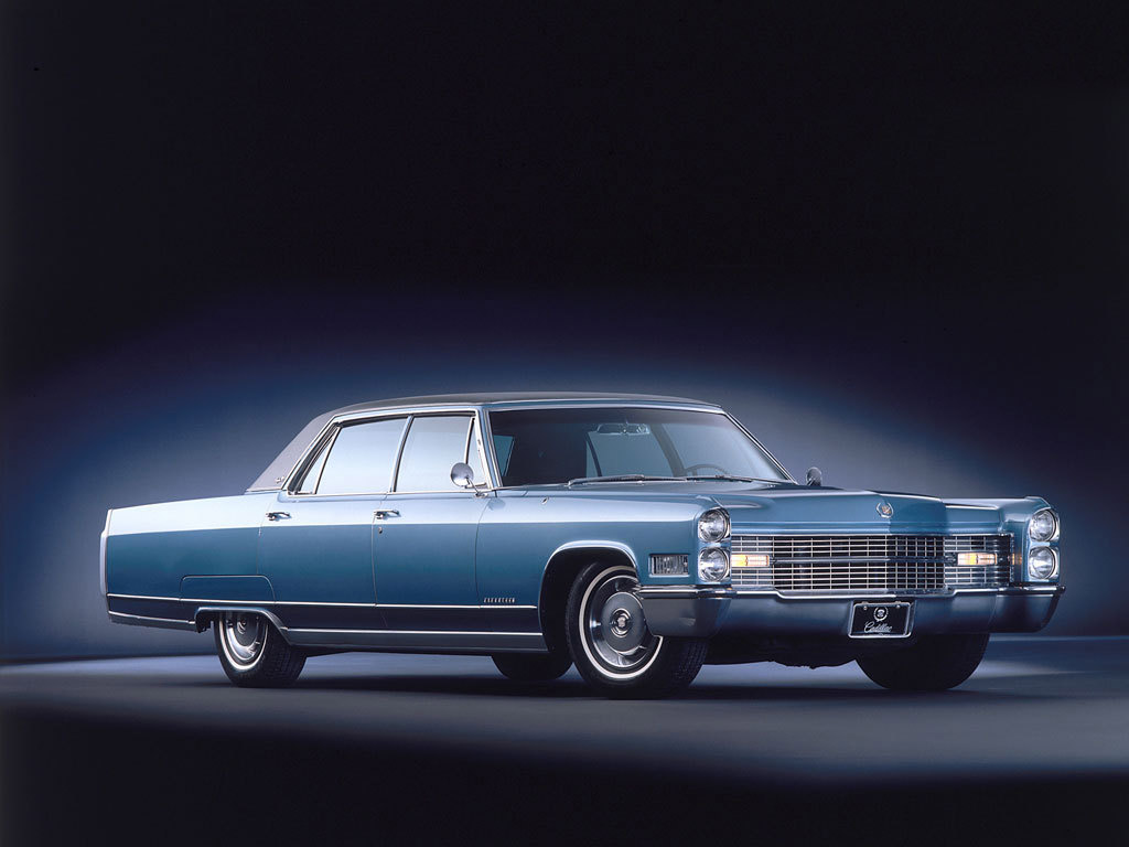 Cadillac Fleetwood 60 Special touring sedan — a model manufactured by