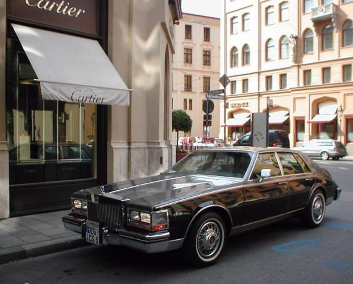 Topworldauto Photos Of Cadillac Seville Elegante Photo Galleries