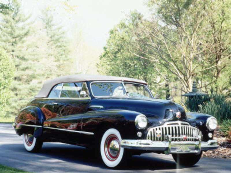 1946 Buick Super Convertible –