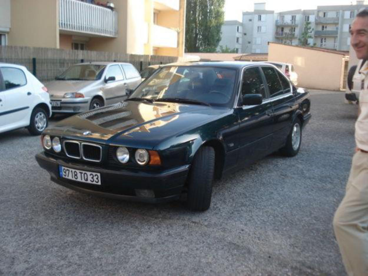 BMW 525td - huge collection of cars, auto news and reviews, car vitals,