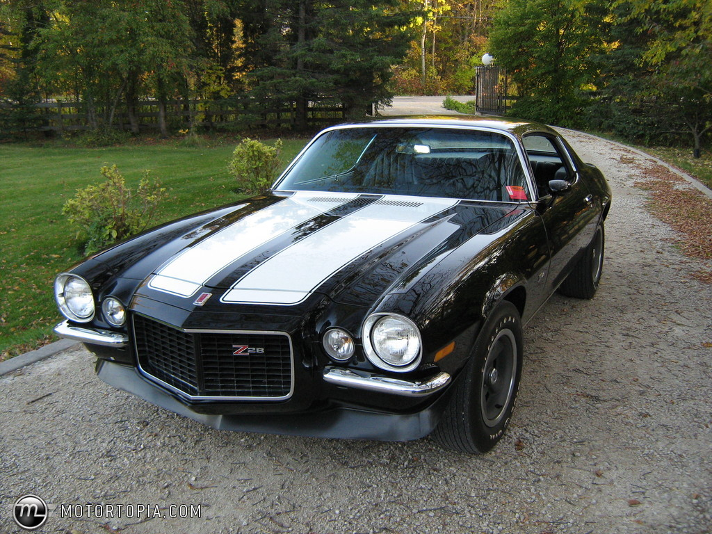 Photo of a 1971 Chevrolet Camaro RS Z28 (RS Z28)