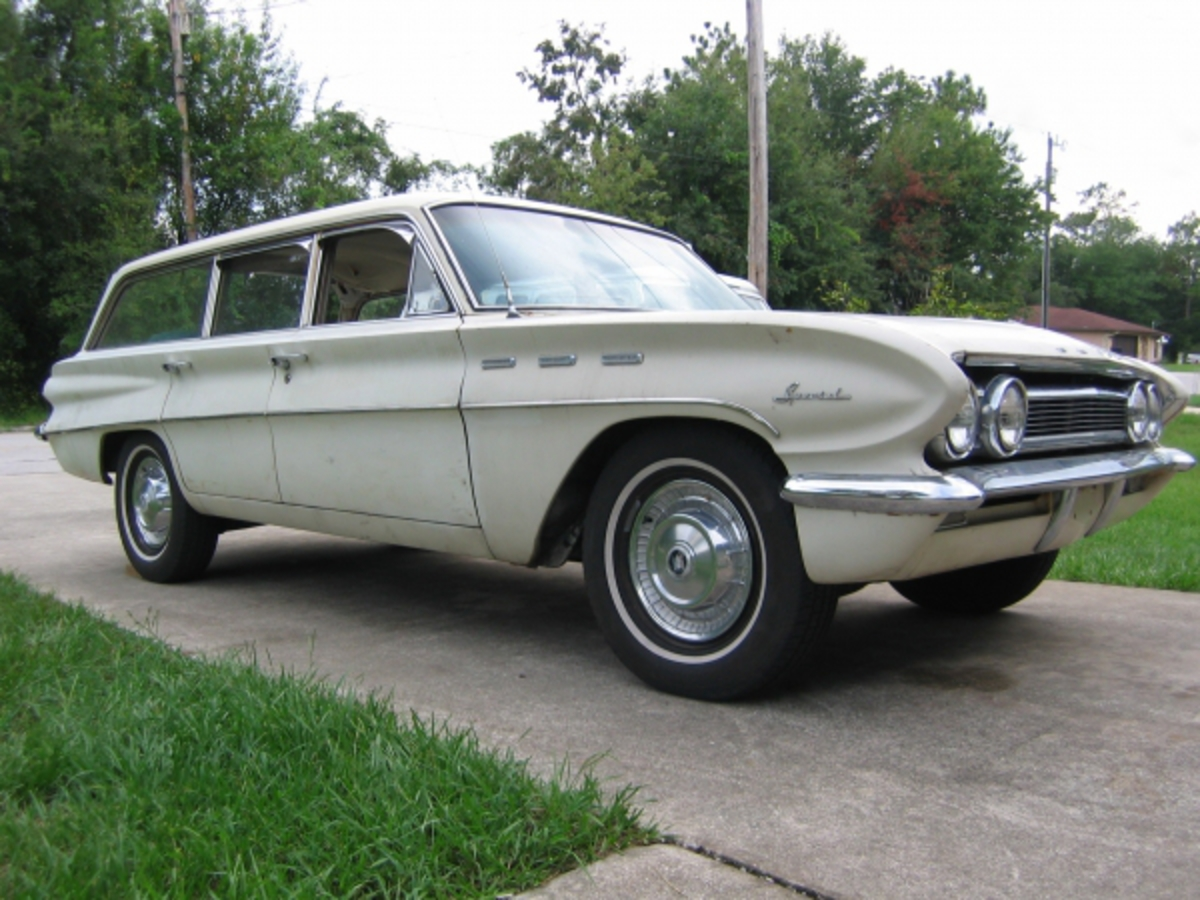 Buick Special Station Wagon - cars catalog, specs, features, photos, videos,