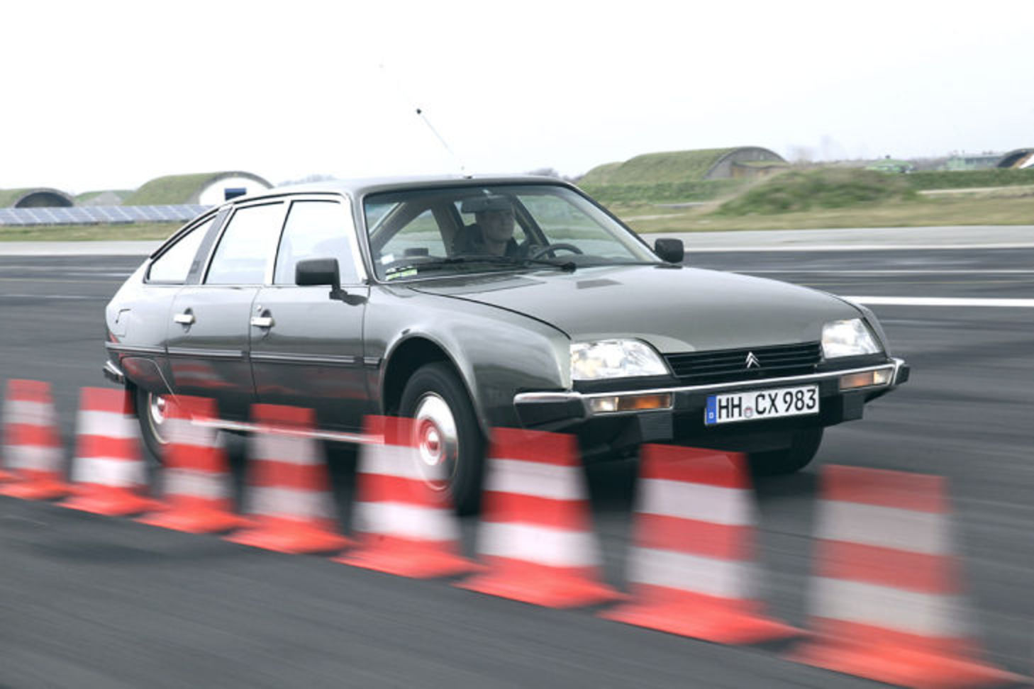 Klassik-Test: Citroën CX 2400 Injection