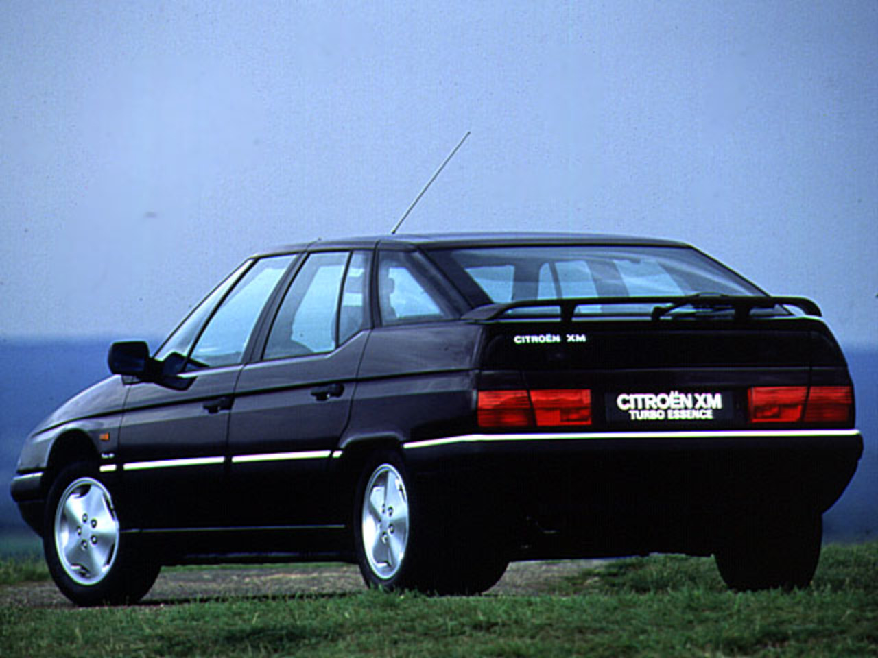 TopWorldAuto >> Photos of Citroen XM V6 Exclusive - photo ...