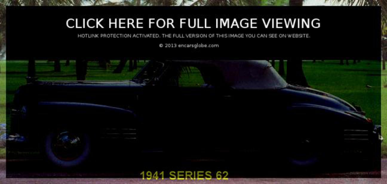 Cadillac Ser 62 4dr: 06 photo
