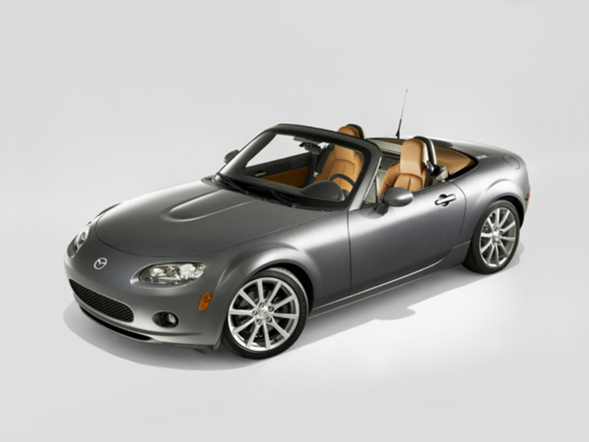 Mazda MX5 Roadster. View Download Wallpaper. 600x450. Comments