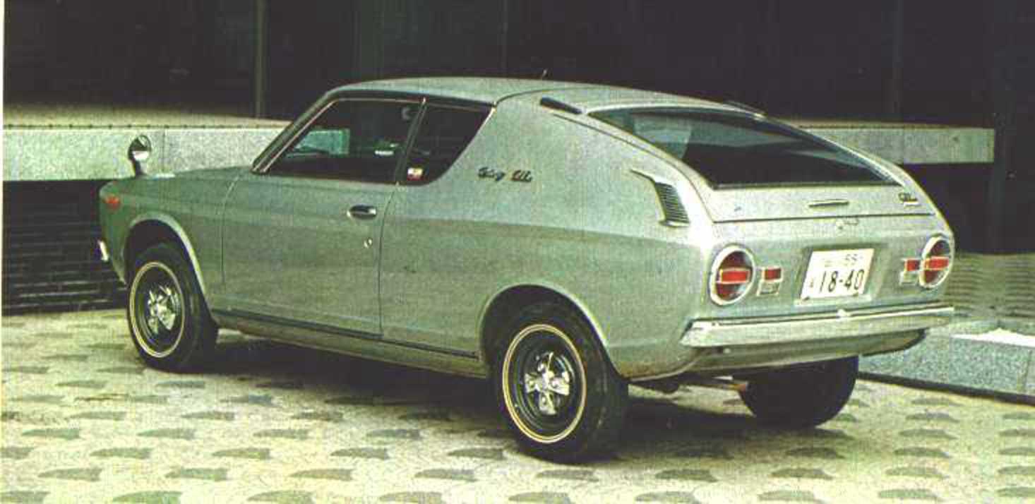 TopWorldAuto >> Photos of Datsun 120A Coupe - photo galleries