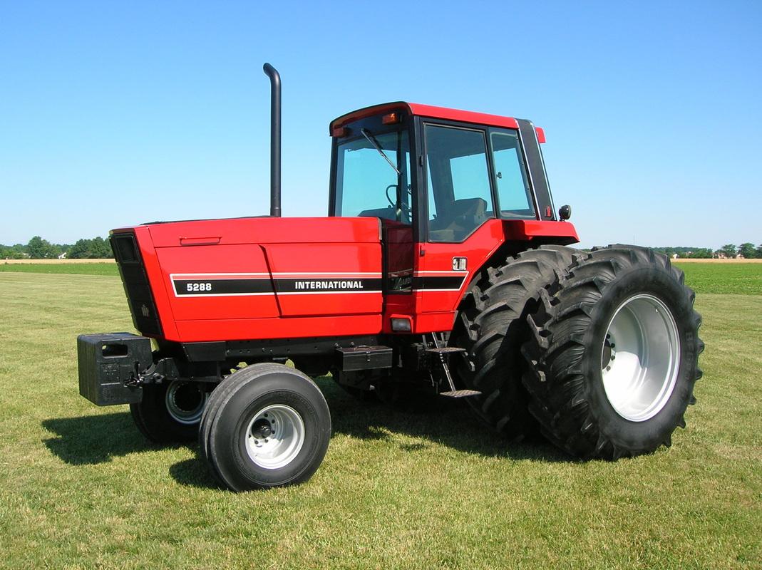 Restored Ih Tractors : Topworldauto gt photos of international harvester tractor