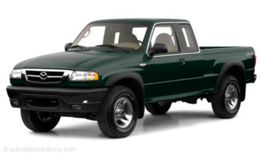 Mazda B 2500 - huge collection of cars, auto news and reviews, car vitals,