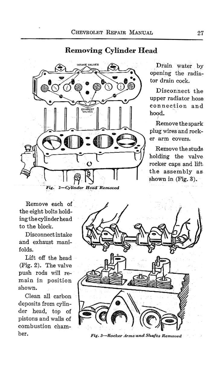 Wiring Diagram For 1925 Chevrolet Superior Models Series K