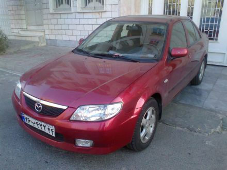 Mazda Unknown ۳۲۳ فول فروشیمزدا 0000 34000000 Rial