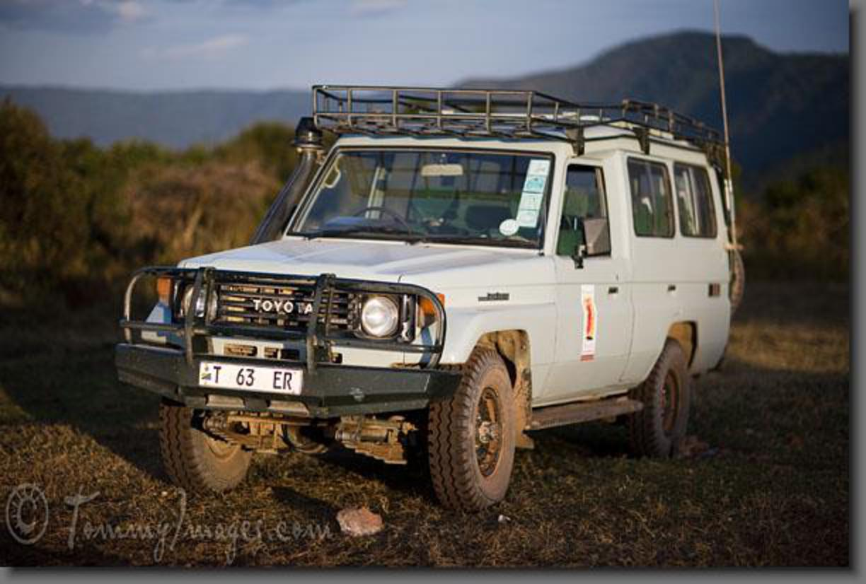 Toyota Land cruiser Safari. View Download Wallpaper. 612x413. Comments