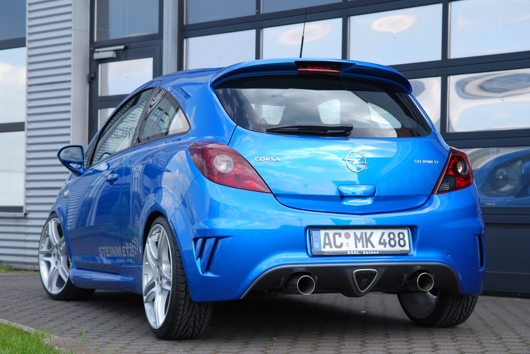 Opel Corsa OPC. View Download Wallpaper. 1793x1200. Comments
