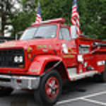GMC Fire Truck Yemassee Engine No73