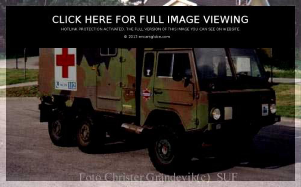TopWorldAuto >> Photos of Volvo C303 6X6 Ambulance - photo galleries