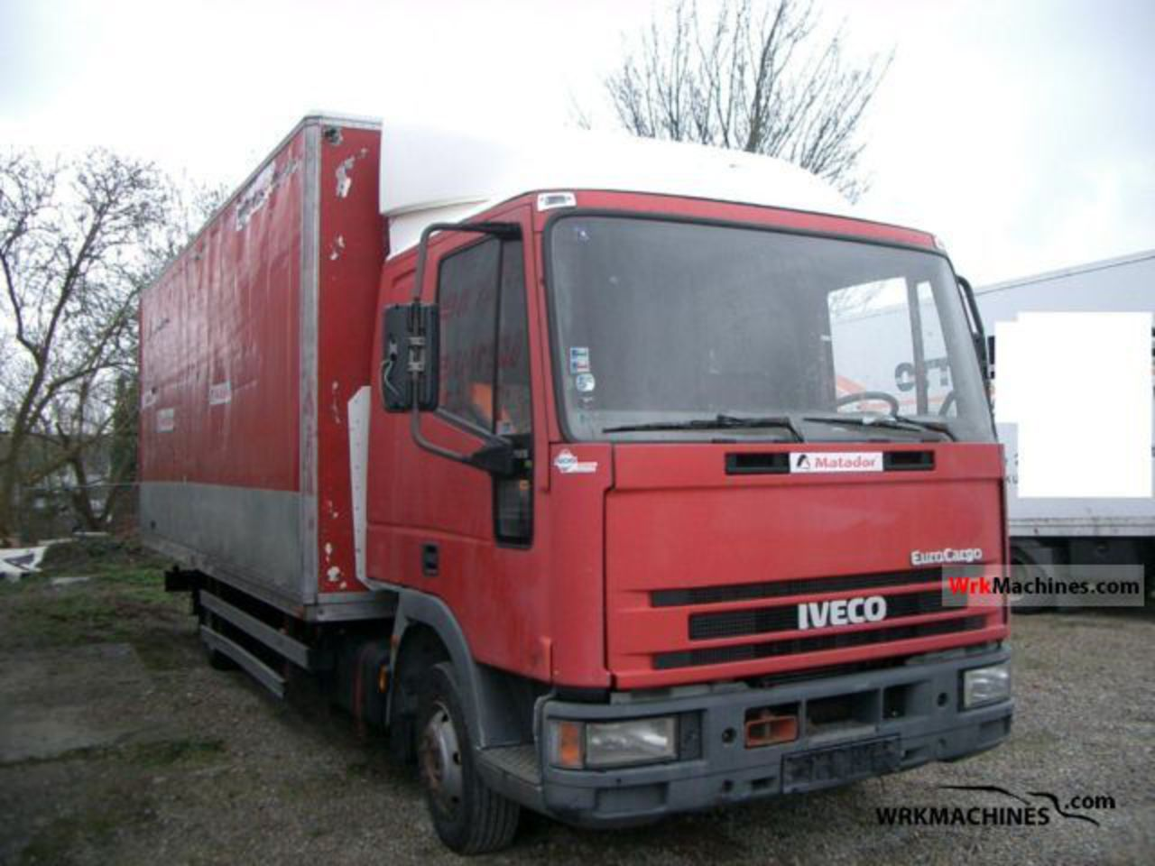 Iveco 75E15 EuroCargo. View Download Wallpaper. 640x480. Comments