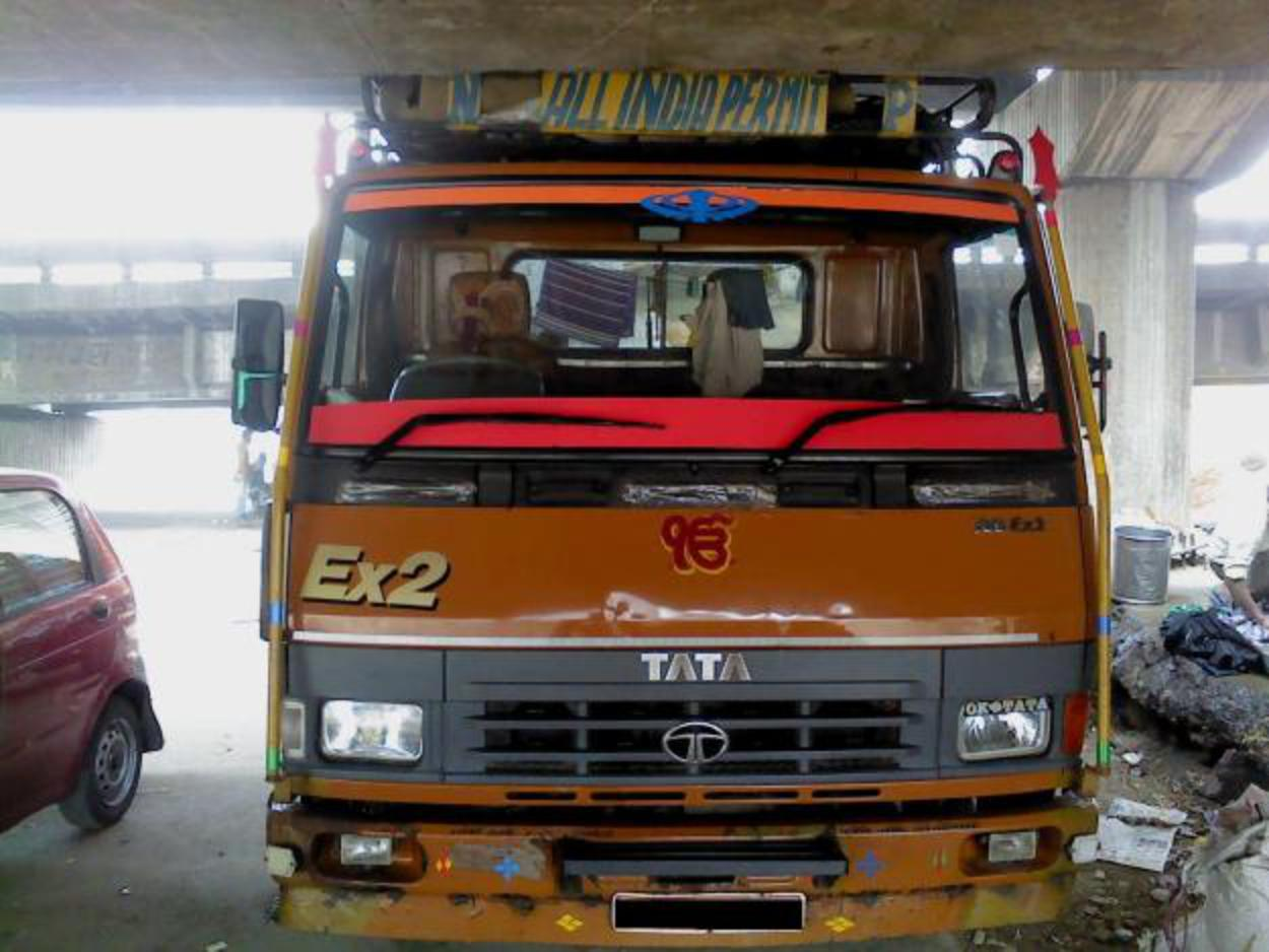 TATA 709 LPT EX2 NOV 2009 17 FEET. - Delhi - Trucks - Commercial ...