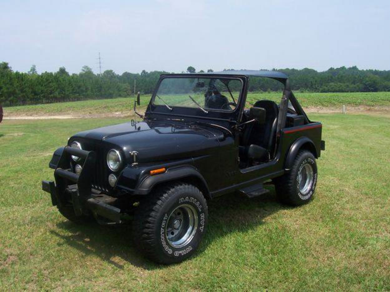 Pictures of Nice Jeep CJ 7 For Sale