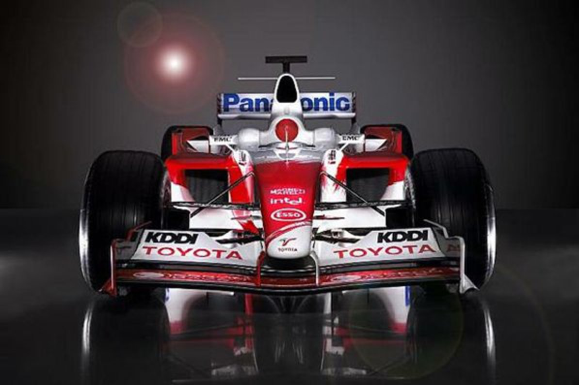 Toyota TF105. View Download Wallpaper. 597x397. Comments