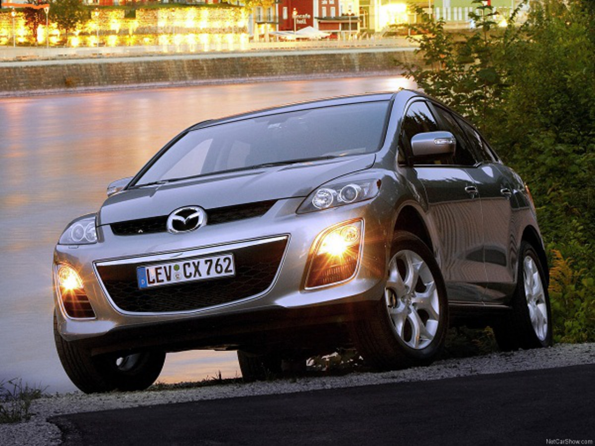 Mazda CX-7 23 R. View Download Wallpaper. 600x450. Comments