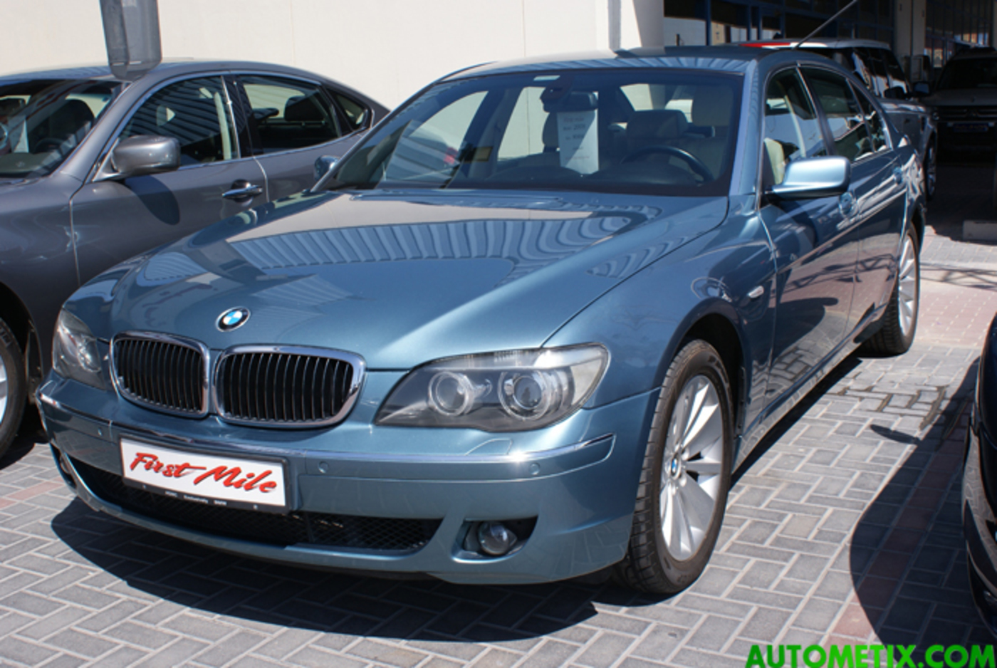 Make: BMW - 730iL. Model: 730iL. Published in March 10,2012. AED 98,000