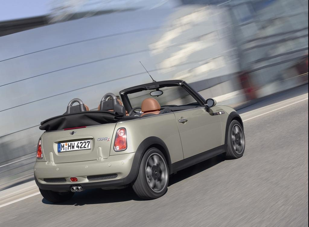 2008 MINI Cooper Cabrio Automatic related infomation ...