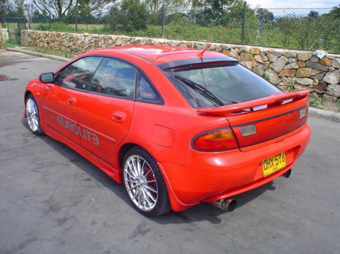 Mazda 323 Allegro HB - huge collection of cars, auto news and reviews,
