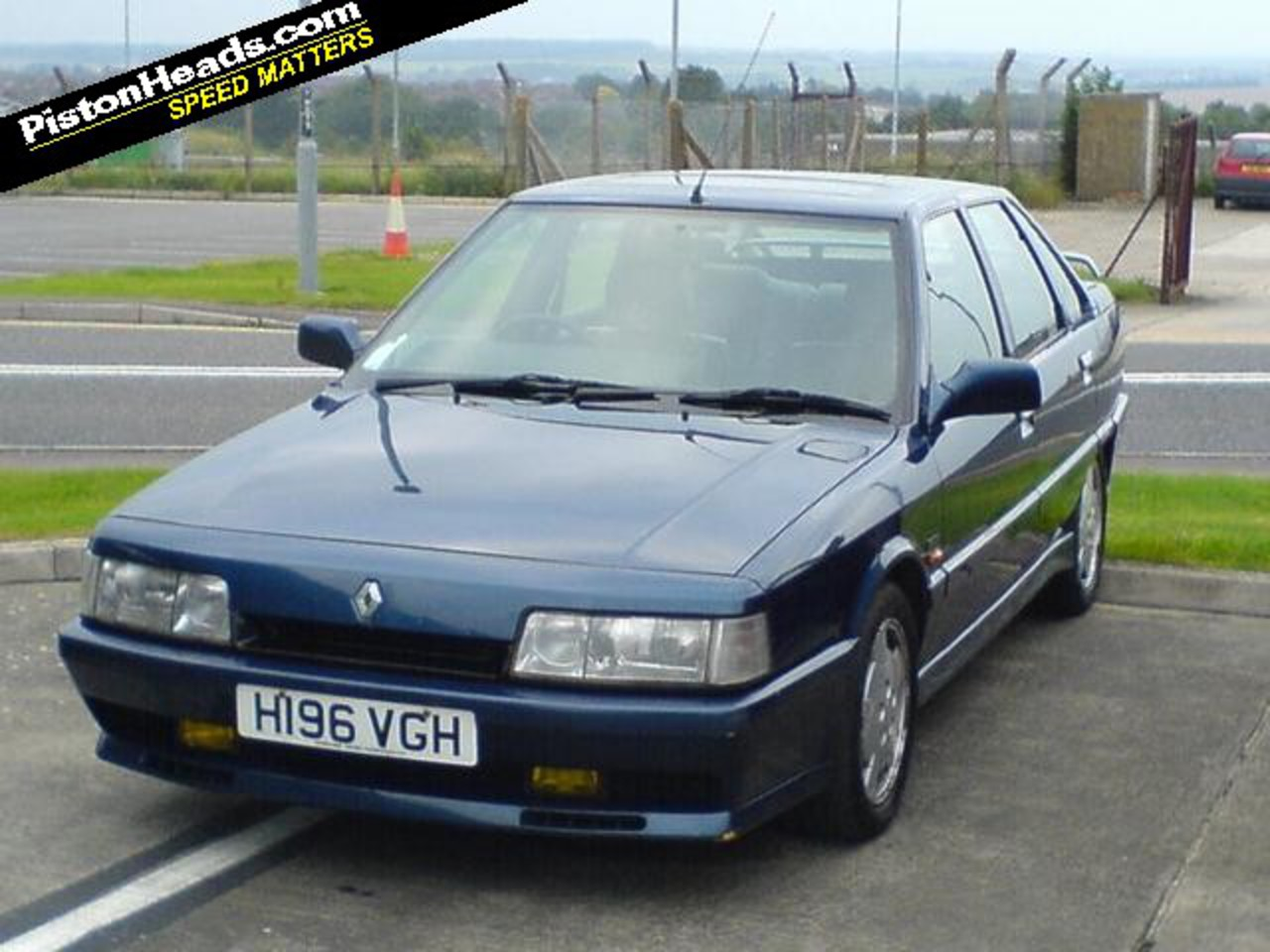The Renault 21 Turbo is a relic of the era when every respectable repmobile