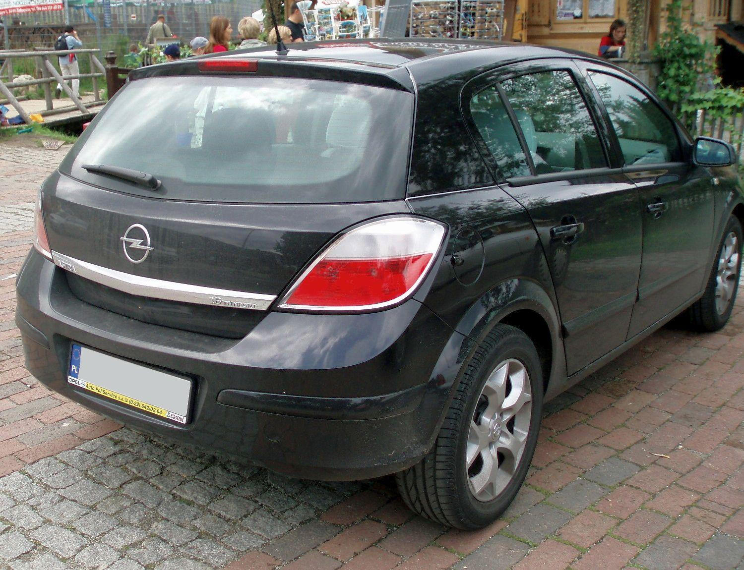 Opel astra 16 twinport (580 comments) Views 40635 Rating 67