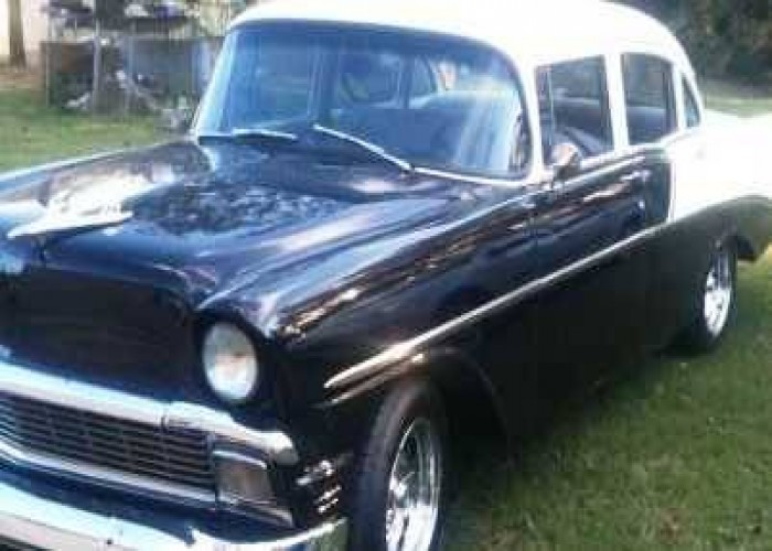 1956 Chevrolet 210 Sedan American Classic in Spartanburg, SC in Spartanburg,