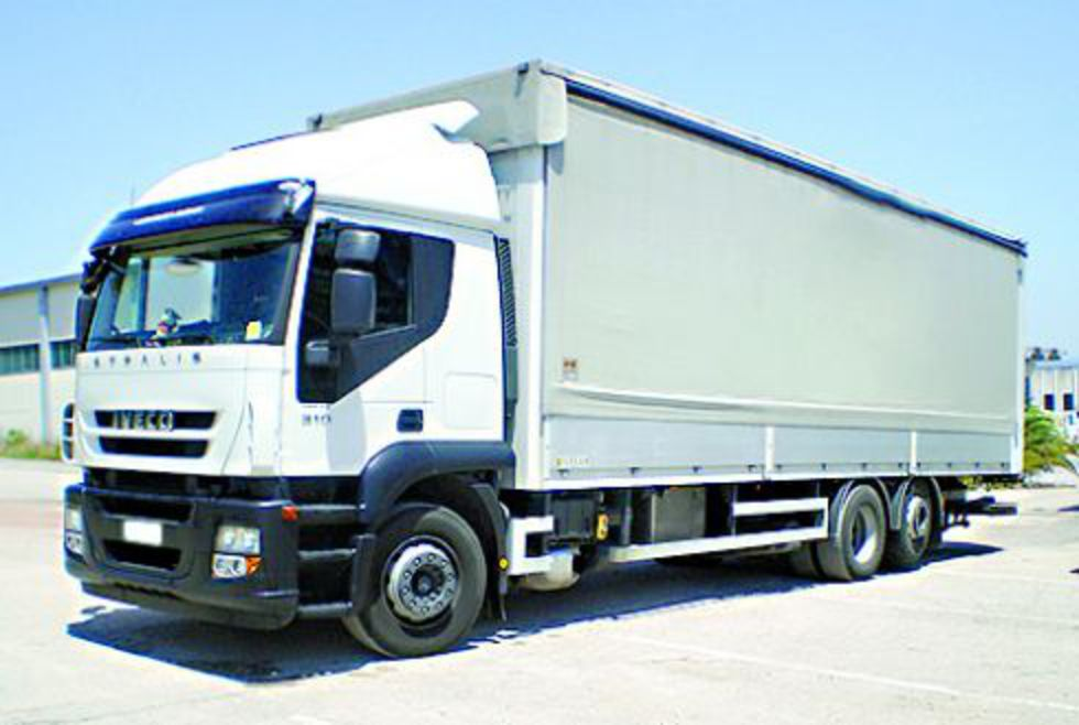 iveco-stralis-310-lazio. Interested in this ad? Write to the seller