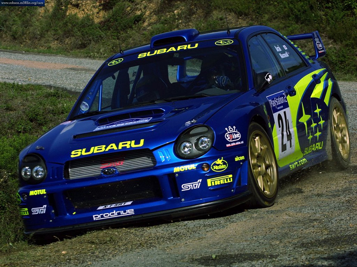improvement over its predecessor and powered Petter Solberg to four