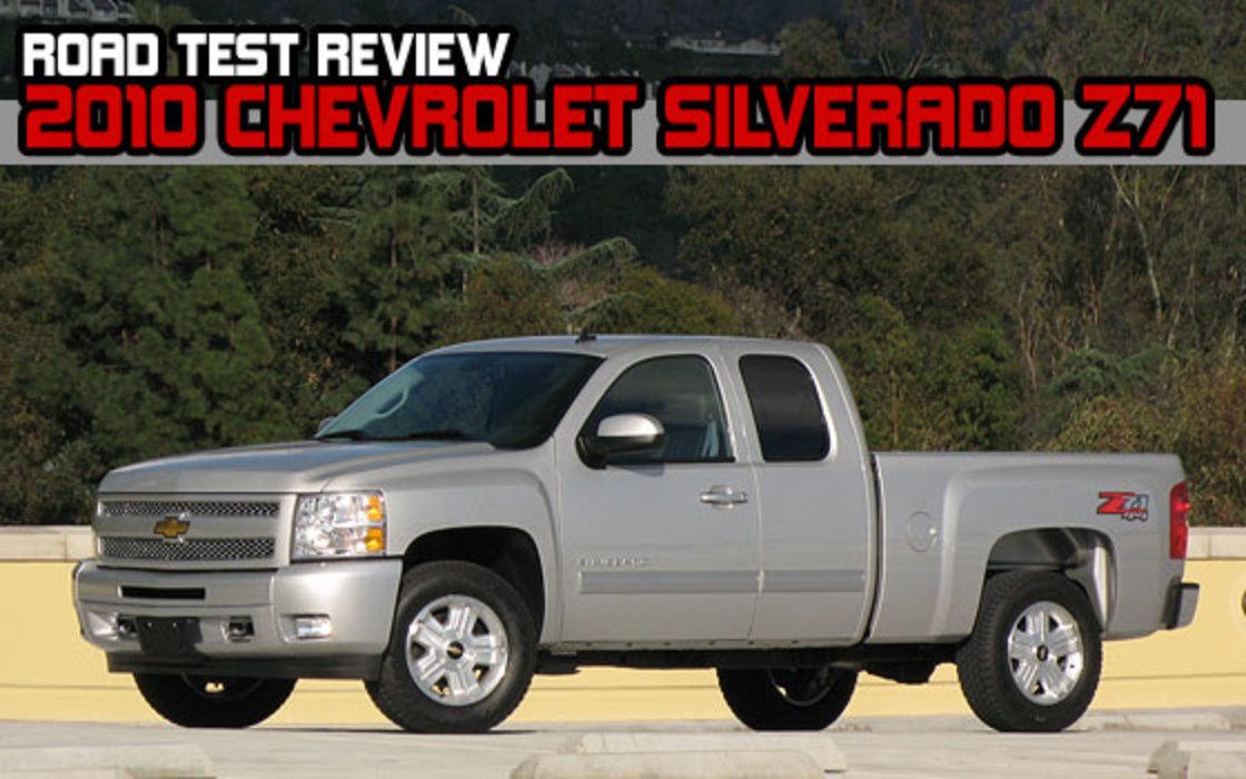 Road Test Review 2010 Chevrolet Silverado 1500 Z71 .html | Autos Weblog
