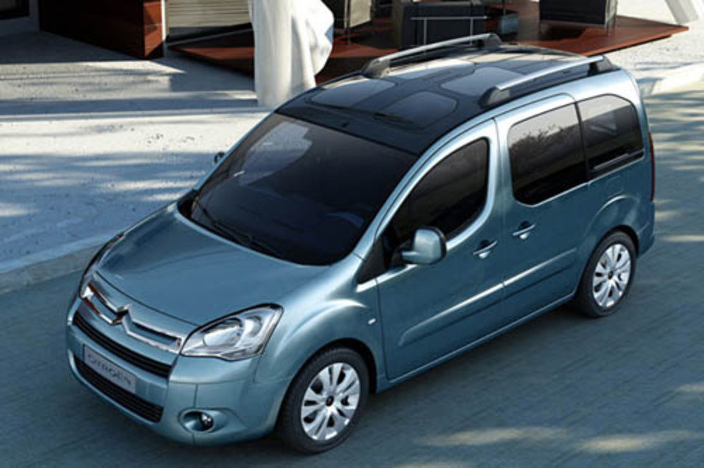 The New Citroën Berlingo is stylish, dynamic and robust.